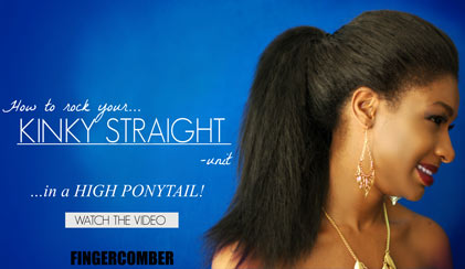 how-to-make-a-high-ponytail-with-the-kinky-straight-unit