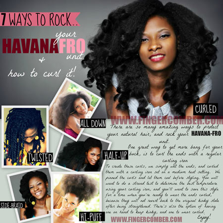 HOW TO ROCK -HAVANA FRO UNIT