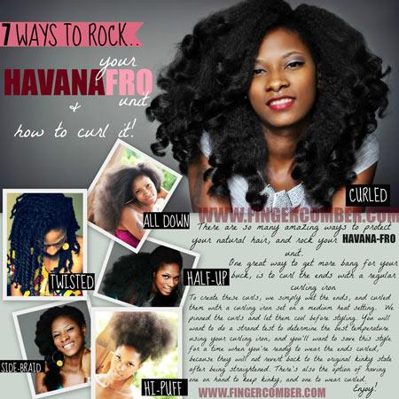 HOW TO ROCK -HAVANA FRO UNIT