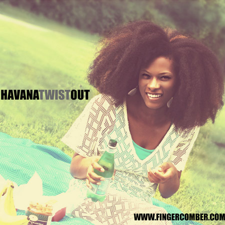 HAVANA TWIST OUT