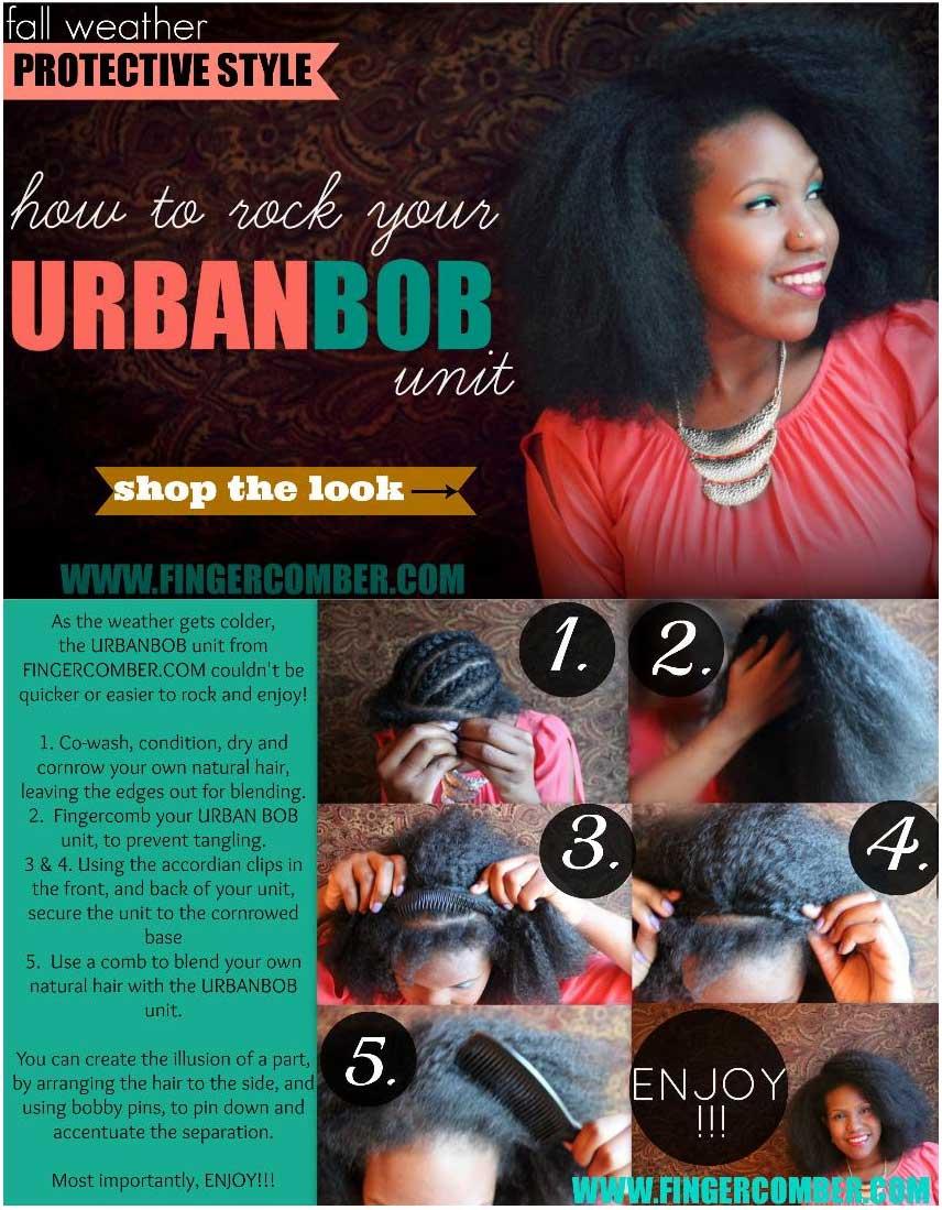 urbanbob unit by fingercomber