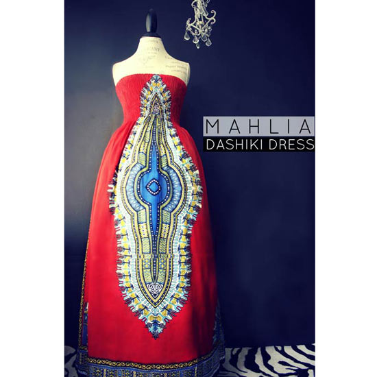 Mahlia Dress