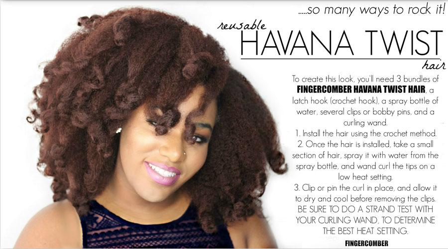 The Havana Hair Sangria