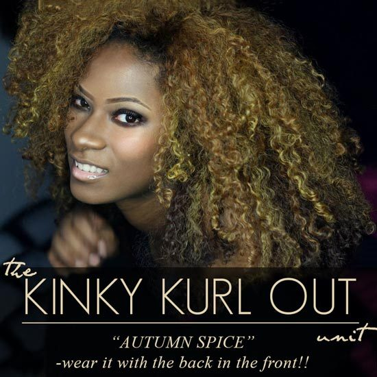 KINKY KURL OUT AUTUMN SPICE