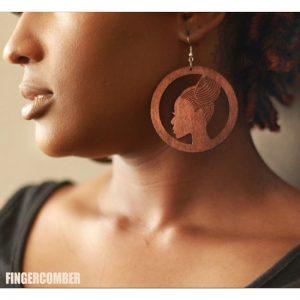 Woodwerx Ifetayo Earrings