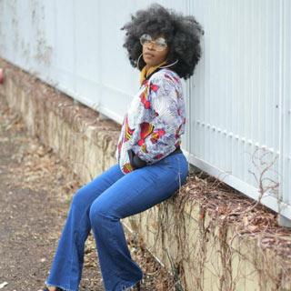 Kinky Kurly Afro Unit